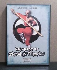Holy Robe Of Shaolin Temple    (DVD)   LIKE NEW