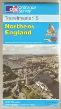 North England OS map Dumfries. Skegness. Newcastle. Isle of man. Liverpool.