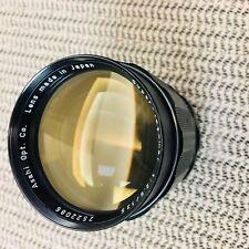 Pentax Super-Takumar 135mm f2.5 FAST Telephoto, Portrait Lens, M42 Mount