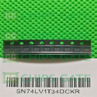 9PCS SN74LV1T34DCKR IC BUFFER GATE SGL CMOS SC70-5 TI