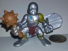 Silver Surfer Gladiator Planet Hulk Superhero Squad Action Figure Hasbro 2008