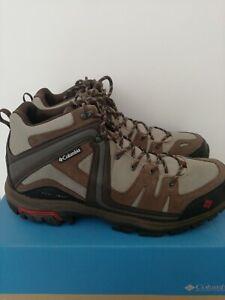 UK 15 Columbia Waterproof Mid Walking Hiking Boots US 16 EU 52 (Shastalavista)