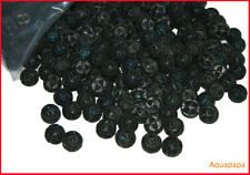 "4000 pcs Bulk Premier 1"" Bio Balls Aquarium Koi Fish Pond Reef Filter Media"