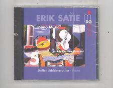 (CD) Erik Satie: Piano Music, Vol. 5 / Steffen Schleiermacher / [MDG] / SEALED