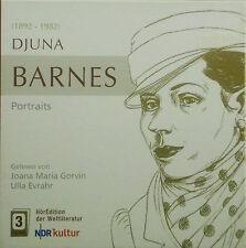 3ercd-box Djuna Barnes - Portraits