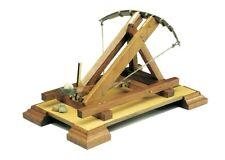 Roman Catapult 1st Century BC Mantua Wood Construction Kit 1:17 Scale 105x210mm