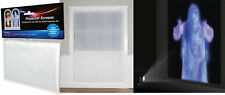 White Projector Screens (2) 4 X 6 Feet ProFx Halloween Seasonal Visions