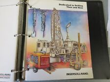 Ingersoll-Rand Drilling Machinery Full Line Literature
