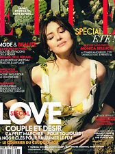 ELLE France #3684 29 July 2016 MONICA BELLUCCI Anabel VALENTINE BOUQUET @New@