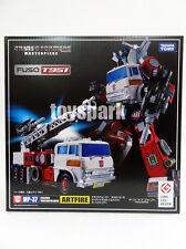 Takara Tomy Transformers Masterpiece MP-37 ARTFIRE +NIGHTSTICK action figure