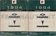 buy z paper car service repair manuals ebay rh ebay co uk 94 Chevy Camaro Specs 95 Chevy Camaro