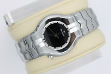 Tag Heuer Alter Ego Watch Womens WP1315 Mirror Dial Silver Gray Mint Crystal