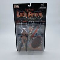 Lady Death Lady Demon Action Figure Sculpted by Clayburn Moore vintage rare USA