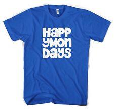 Happy Mondays Madchester Stone Roses Unisex T Shirt All Sizes