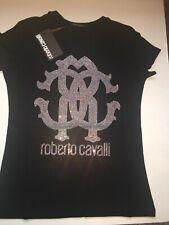 Ladies stunning genuine roberto cavalli top size m bnwt rrp£150