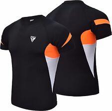 RDX MMA Neoprene Chemise de Compression Rashguard Court Shirt Sudation