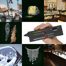 2020 New Diamond Jeweler Tool Kit Portable Gemstone Tester Selector Testing Gold