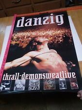 Danzig, Thrall Demonsweatlive, 24x36 Poster