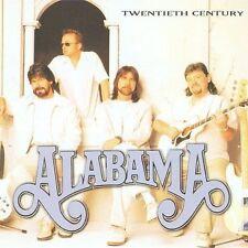 "ALABAMA, CD ""TWENTIETH CENTURY"" NEW SEALED"