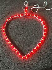 Red Loveheart Light