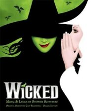 MUSICAL/WICKED (ORIGINAL BROADWAY CAST RECORDING DEL EDT.) 2 CD NEW+