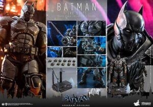 Hot Toys Batman Arkham Origins 1/6th scale Batman (XE Suit) Collectible VGM52