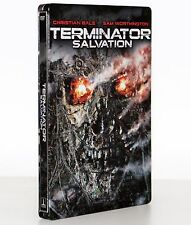 TERMINATOR SALVATION [CHRISTIAN BALE] [2 DVD STEELBOOK 2009] SONY PICTURES