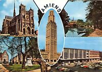 BR2633 Amiens La cathedrale la toour Perret   france
