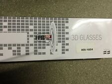 PACK OF 4 PASSIVE 3D GLASSES FOR FPR PANEL 3D TV's