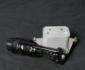 8585237 BMW Mini Cooper SD F55 B47C20A Oil Filter Housing Heat Exchanger 8585238