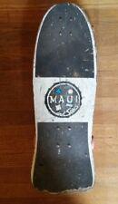 003 Vintage Maui And Sons Skateborad 1980's 90's Skate