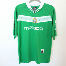 Drako Mexico National Soccer Team Green Short Sleeve Jersey Germany 2006
