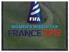 WOMEN'S WORLD CUP FRANCE 2019 PANINI - N. 2 BADGE  NEW