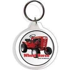Wheel Horse Garden Farm Tractor Keychain Key Chain Ring C Model