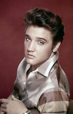 Framed Print – Young Elvis Presley (Picture Poster Singer Actor Rock and Roll)