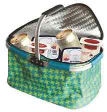 Kühl - Einkaufskorb, Picknickkorb, Faltkorb, ca. 25 Liter, faltbar,  NEU