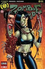 ZOMBIE TRAMP 34 C2E2 COMIC CON BILL McKAY VARIANT NM LTD 100 PT