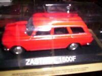 ZASTAVA - 1500 F (FIAT 1500 FAMILIARE) - 1965 - scala 1/43
