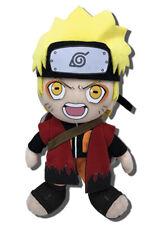 """NARUTO SHIPPUDEN Naruto Uzumaki Sage Mode 8"""" Plush"""