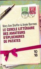 Le cercle littéraire des amateurs d'épluchures de patates (French-ExLibrary