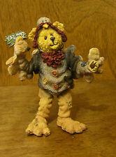 Boyds Shoebox Bears #3232 Giblet McBaste.You Turkey Nib Thanksgiving, Jointed