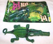 2 GIANT SIZE INFLATEABLE BLOW UP ALLIGATOR balloon novelty toy reptile crocodile
