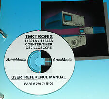 Tektronix 11301A 11302A User Reference Manual