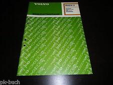 Werkstattkatalog Werkstatt Katalog Volvo Ausrüstung Universalwerkzeuge 07/1986