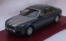 Rolls Royce Ghost grau 2009 True Scale Miniature 1:43 Modellauto / Die-cast