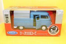 Welly Nex Volkswagen T1 Double Cabin Pick Up