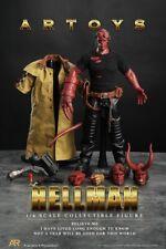ArtToys 1/6 Hellboy figure. Not Hot Toys