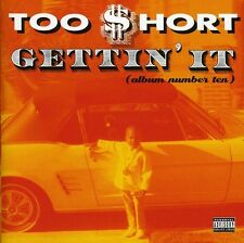Too $hort, Too Short - Gettin It (Album Number 10) [New CD] Explicit