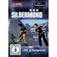 SILBERMOND - LIVE AT ROCKPALAST (KULTURSPIEGEL EDITION)  DVD  DEUTSCH-POP NEW+