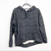 Koral Women's Size M Medium Black & White Pullover Sweatshirt Athletic